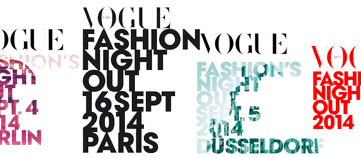 La Vogue Fashion Night Out