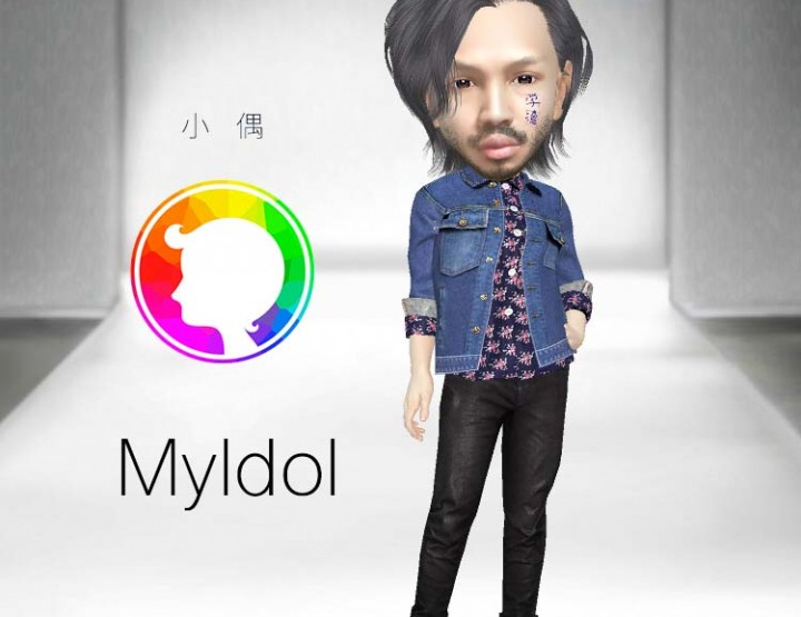 MyIdol!! The hot topic chinese app!