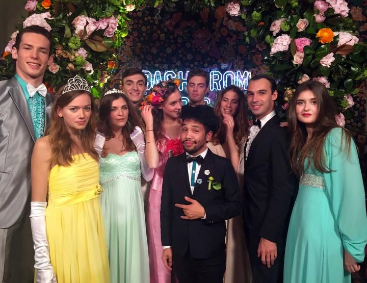 Prom COACH 2016