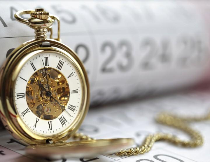 La montre de poche à travers les âges