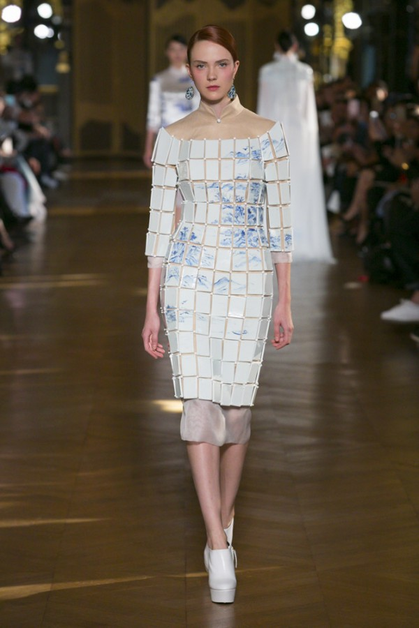 Fashion Show, Ready to Wear Collection Spring Summer 2017 in Paris