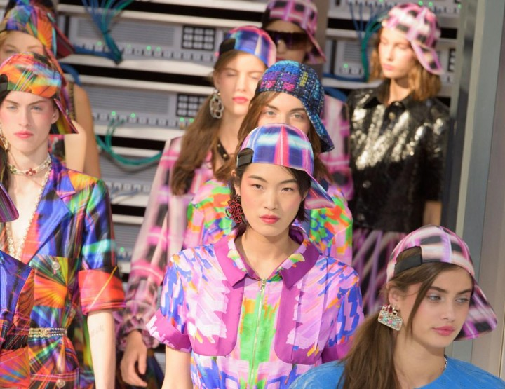 Chanel - Spring / Summer 2017