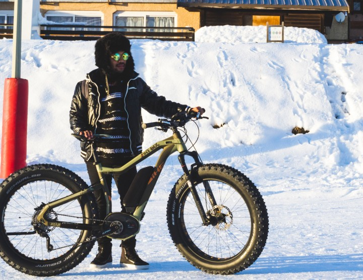 "Did you just say ""Fat Bike""?"