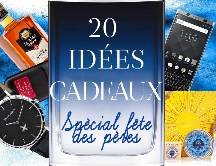 (Français) Bonne fête papa : 20 idées cadeaux pour lui faire plaisir !